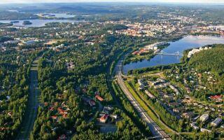 Достопримечательности Ювяскюля, Финляндия