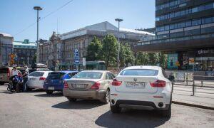 Бесплатные парковки в Хельсинки