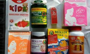 Финские витамины: какие витамины купить в Финляндии