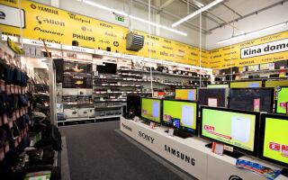 Магазин техники и электроники Expert в Финляндии