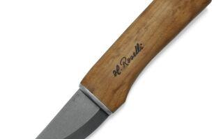 Где купить финский нож в Финляндии