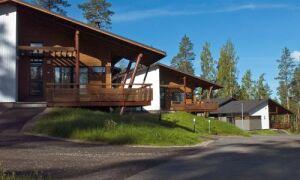 Отель Imatran Kylpylä в Иматре