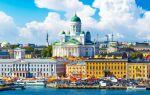 Санкт-Петербург-Хельсинки: расстояние