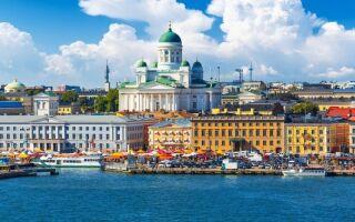 Столица Финляндии – Хельсинки