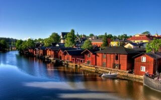 Города Финляндии