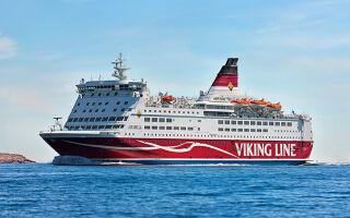 Паромы Viking Line