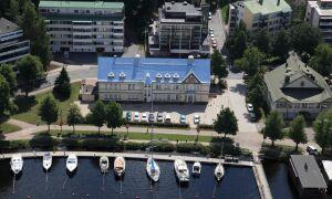 Отель Lappeenranta Spa