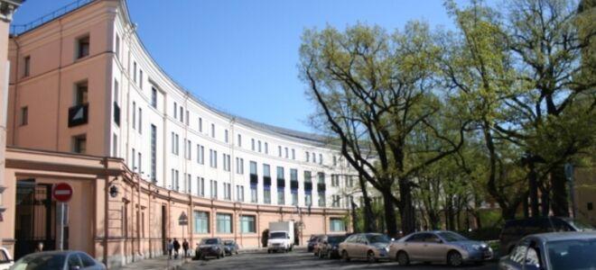 Консульство Финляндии в Санкт-Петербурге