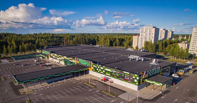 Магазины в Иматре, Хельсинки