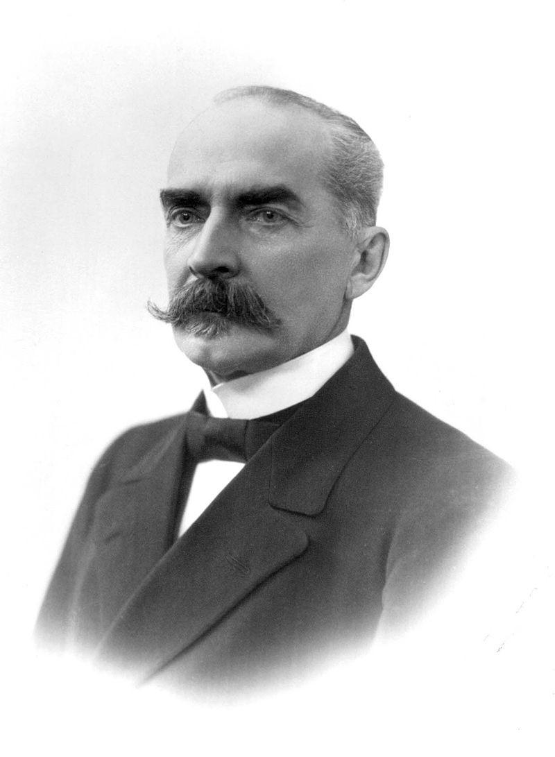 Первый президент Финляндии - Карло Юхо Стольберг