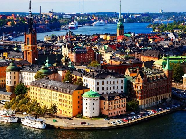 Северные города Финляндии