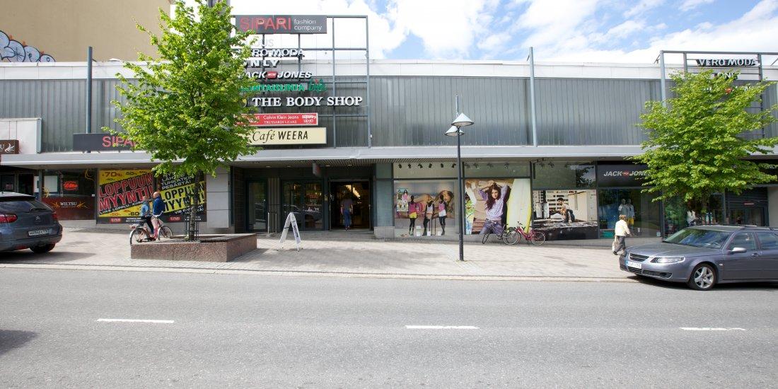 Торговый центр Weera