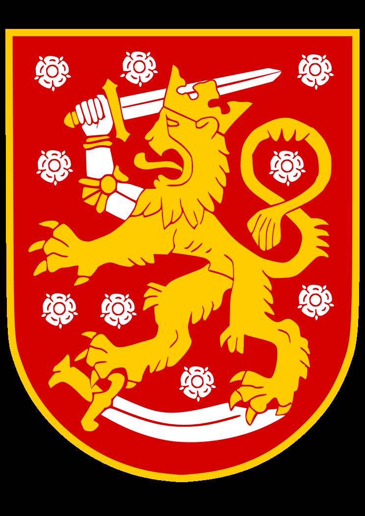 Современный финский герб: как выглядит