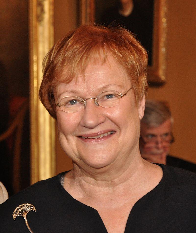 Тарья Каарина Халонен