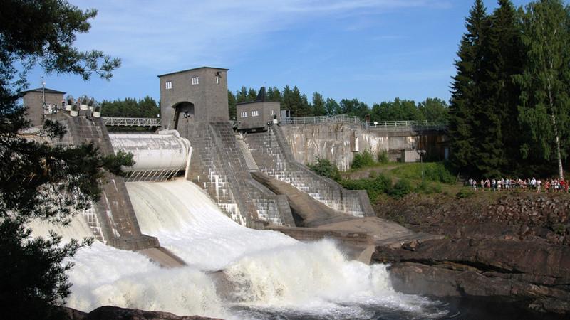 Достопримечательности Иматры, Финляндия