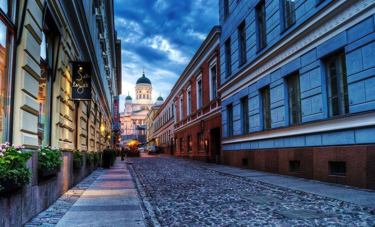 Финляндия – общие сведения о стране