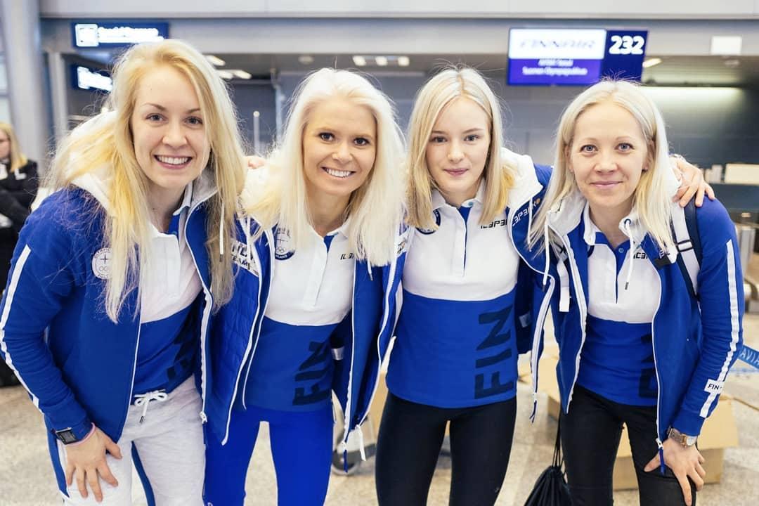 Финские девушки