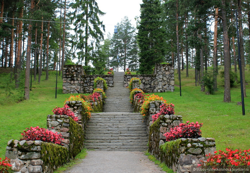 Каменная лестница Неро
