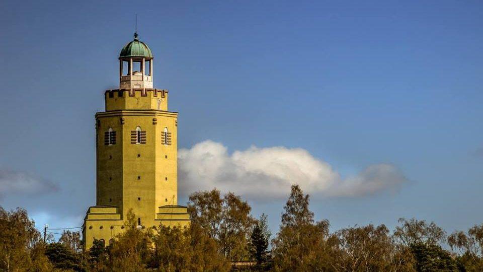 Смотровая башня Хауккавуори, Котка
