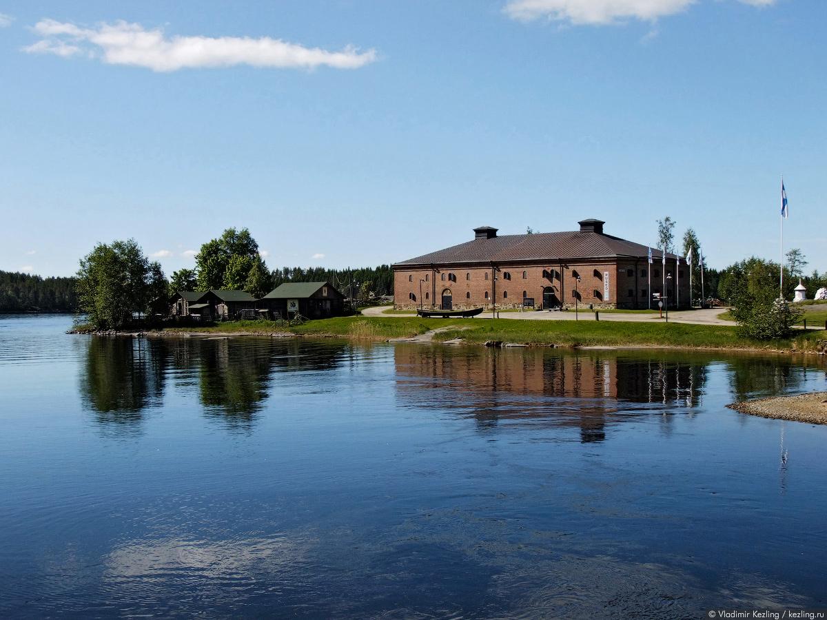 Краеведческий музей Савонлинны