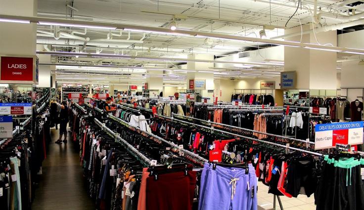 Магазины одежды в Финляндии