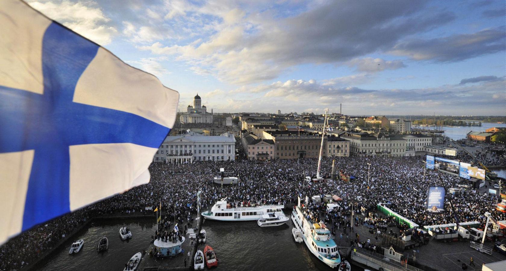 Образование Финляндии как государства