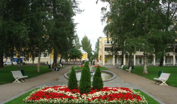 Парк имени Снелльмана