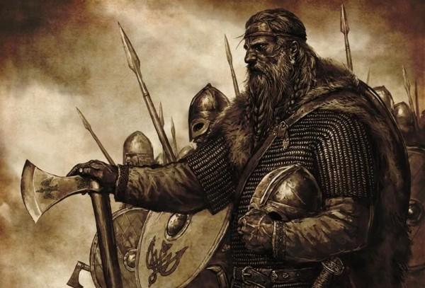 Приход викингов