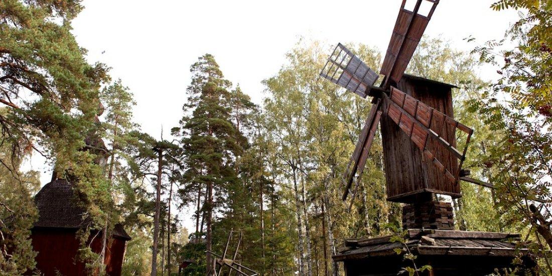 Сеурасаари – музей под открытым небом в Хельсинки
