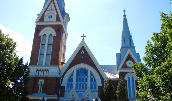Церковь Йоэнсуу