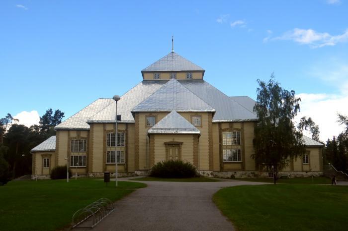 Церковь сельского прихода Миккели