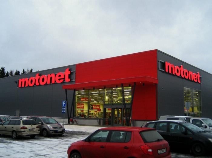 Motonet.