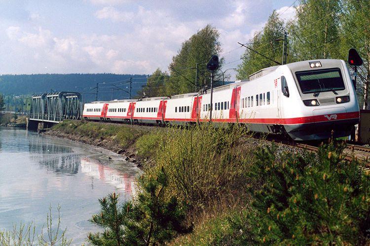 Железные дороги Финляндии