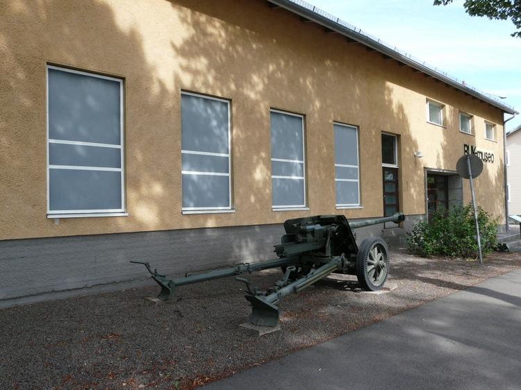 Музей школы офицеров запаса, Хамина