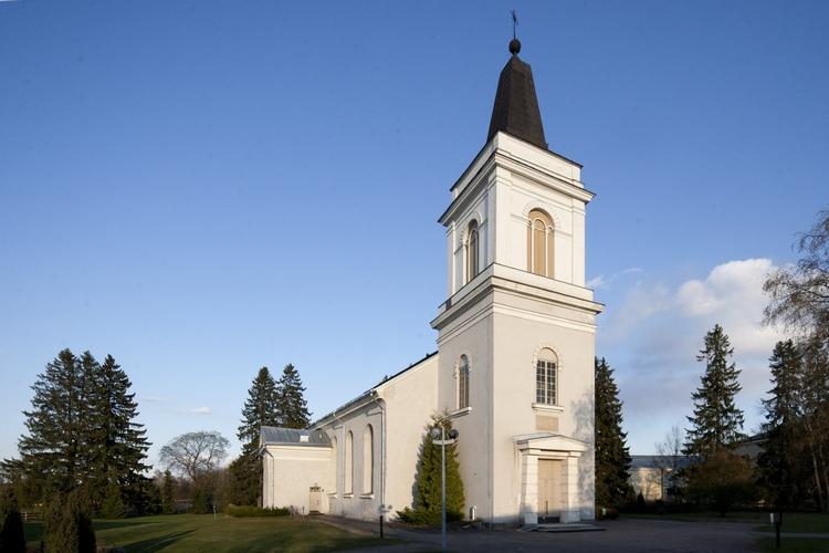 Церковь Святой Марии в Хамине