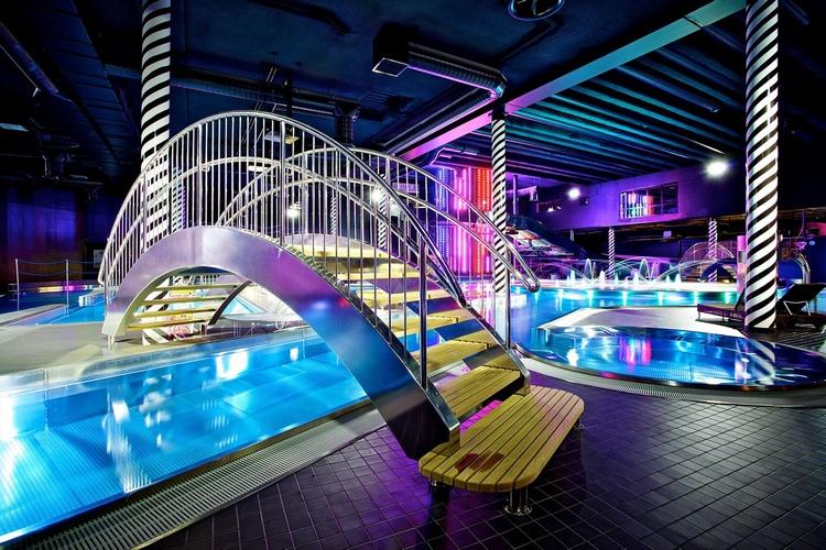 СПА отель Holiday Club Saimaa в Иматре