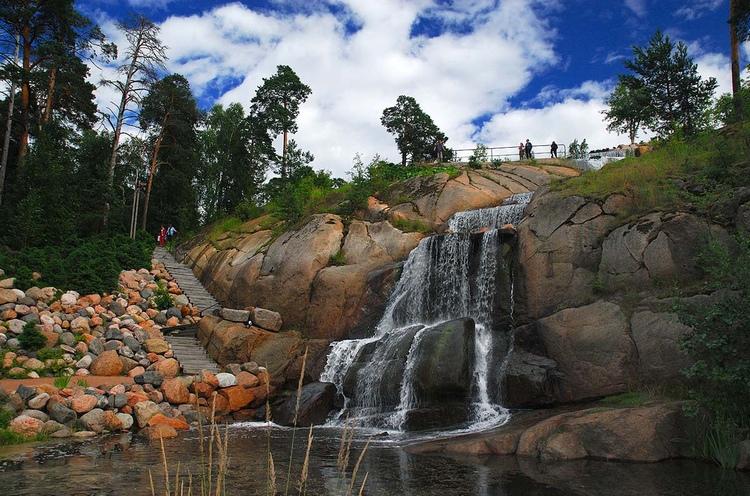 Водный парк Сапокка в Котке