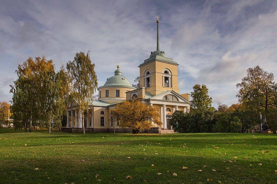 Церковь Святого Николая, Котка