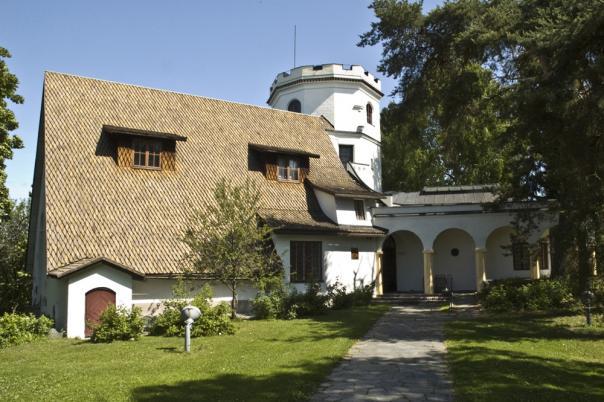 музей Gallen-Kallela