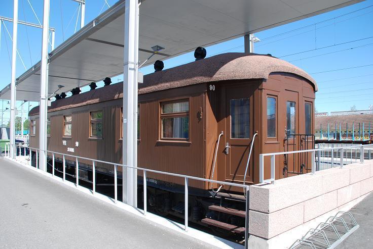 музей-вагон Маннергейма