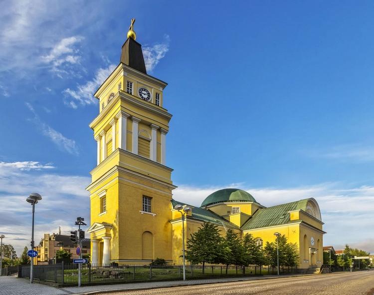 Кафедральный собор в Оулу