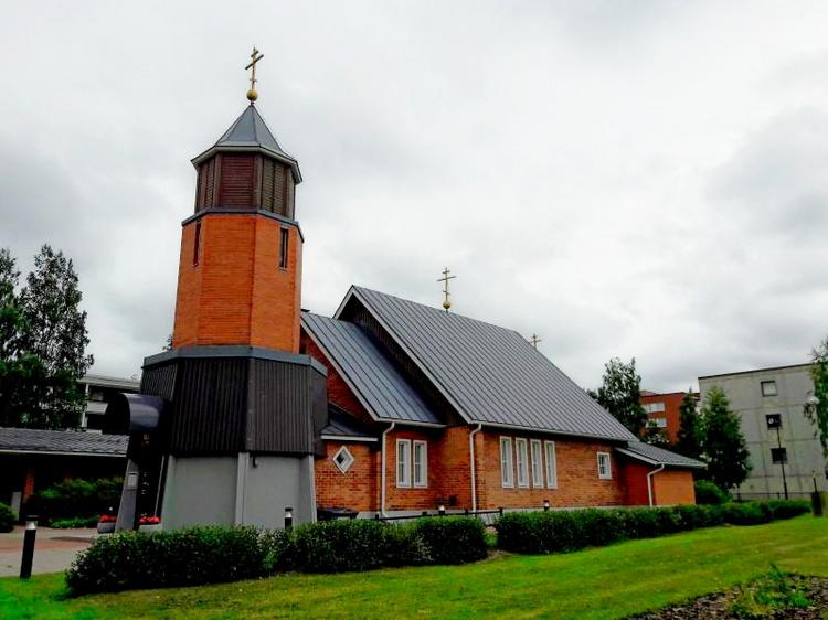 Свято-Троицкий собор Оулу