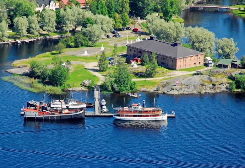 остров Риихисаар и краеведческий музей Савонлинны