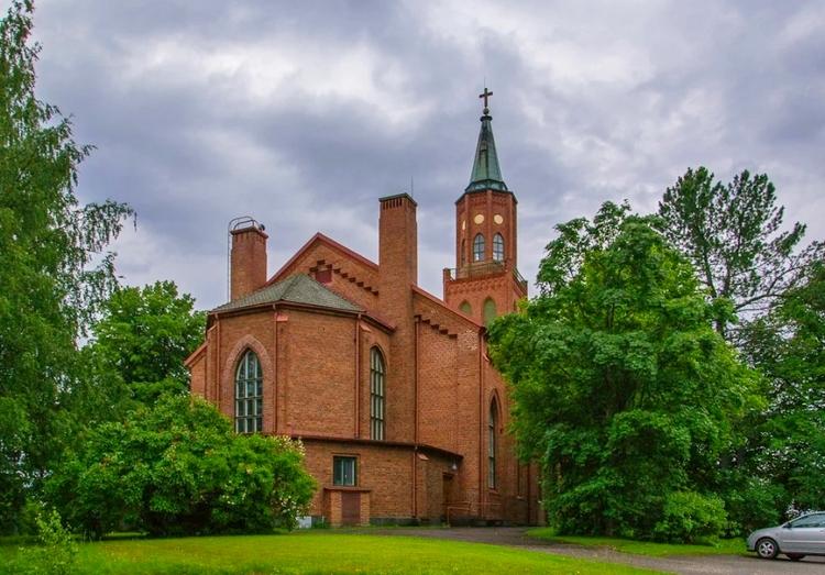 Кафедральный собор Савонлинны