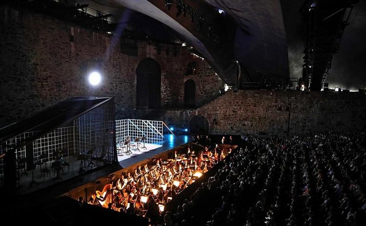 Савонлинна, Оперный фестиваль
