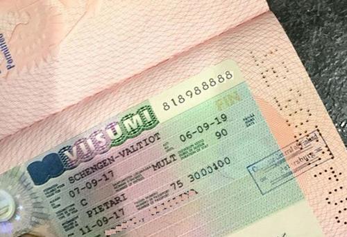 Финский краткосрочный Шенген