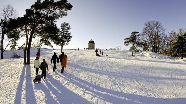 Жирный вторник в Финляндии