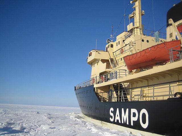 Ледокол Сампо