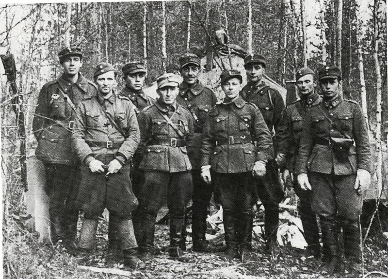 Армия Финляндии во Второй Мировой войне