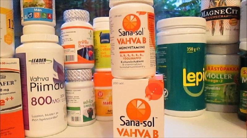 Финские мультивитамины для детей